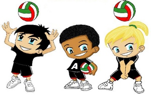 Volley enfants